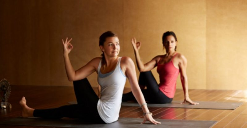 Yoga Exercises for Back Pain and to Improve Your Posture